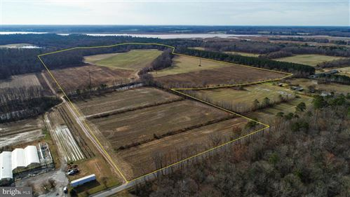 Photo of 0 HOG ISLAND ROAD, PRESTON, MD 21655 (MLS # MDCM116478)