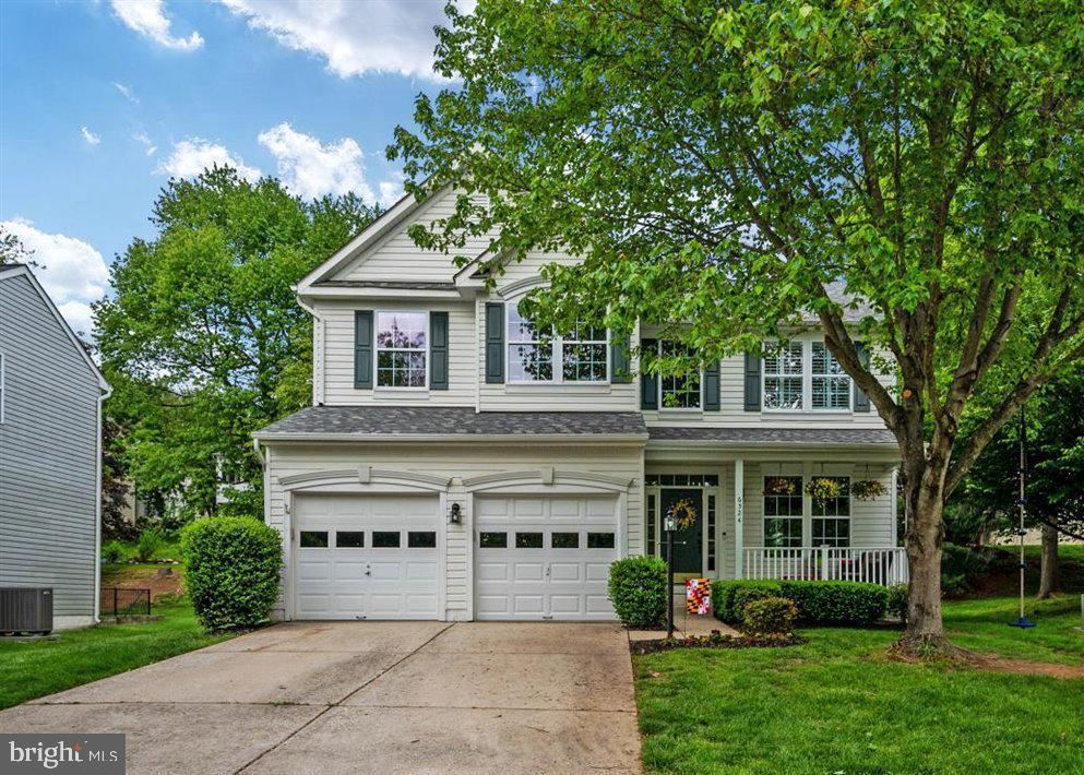 6524 HAZEL THICKET DR, Columbia, MD 21044 - MLS#: MDHW294478