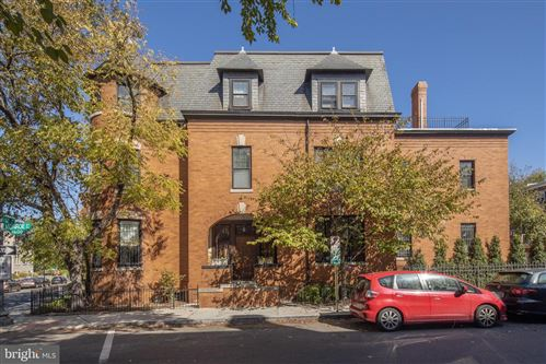Photo of 1667 MONROE ST NW, WASHINGTON, DC 20010 (MLS # DCDC469480)