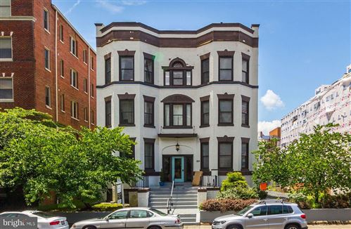 Photo of 3504 13TH ST NW #11, WASHINGTON, DC 20017 (MLS # DCDC504480)