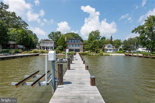 Photo of 4921 E CHALK POINT RD, WEST RIVER, MD 20778 (MLS # MDAA443480)