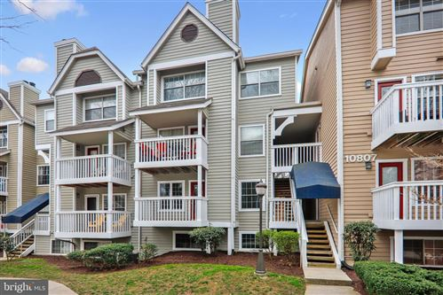 Photo of 10807 HAMPTON MILL TER #120, ROCKVILLE, MD 20852 (MLS # MDMC702480)
