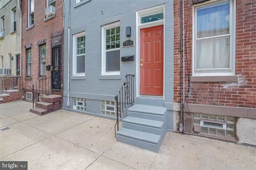 Photo of 2850 CANTRELL ST, PHILADELPHIA, PA 19145 (MLS # PAPH912480)