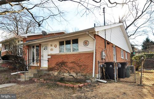 Photo of 3319 27TH AVE, TEMPLE HILLS, MD 20748 (MLS # MDPG594482)