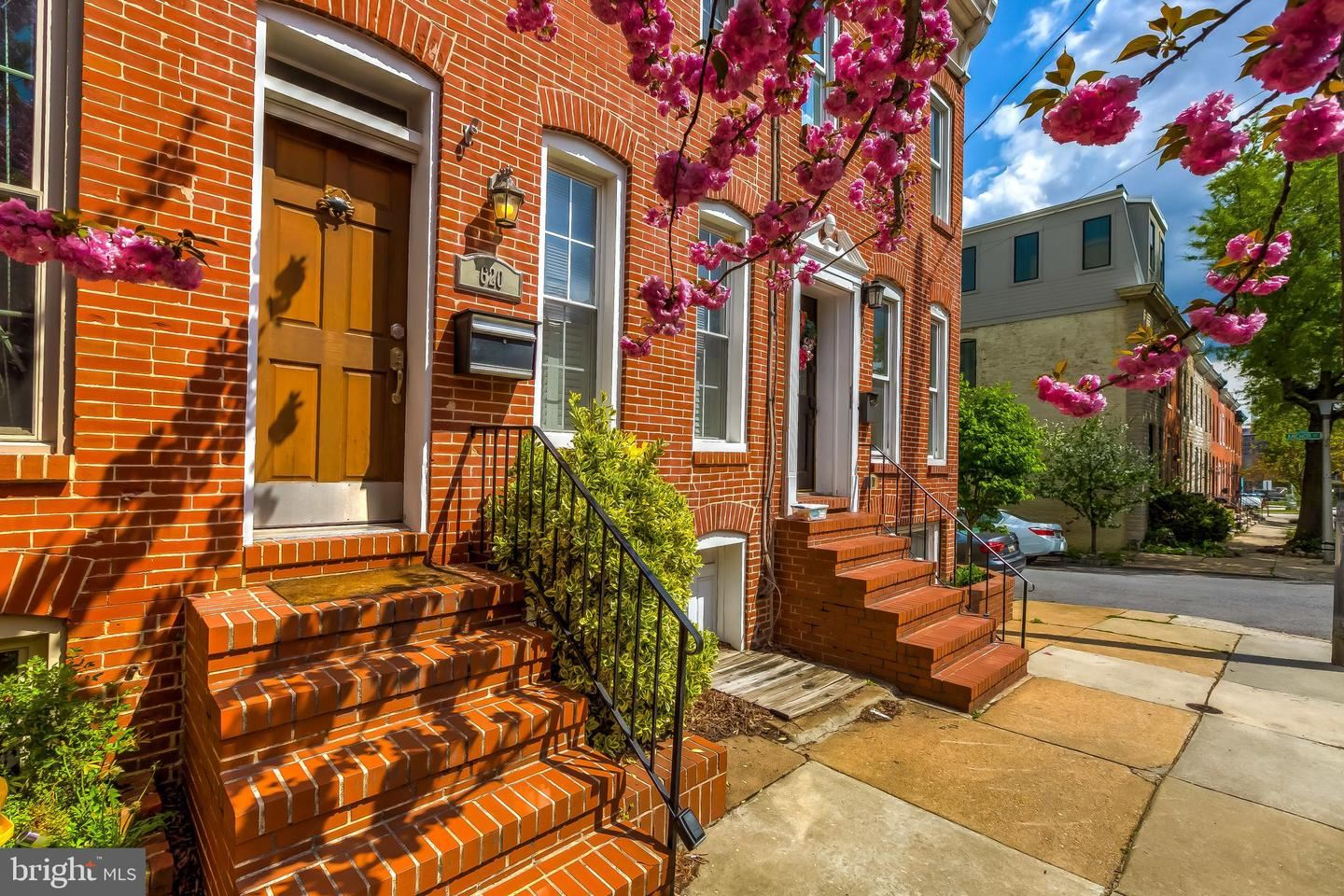 620 E CLEMENT ST, Baltimore, MD 21230 - MLS#: MDBA547484