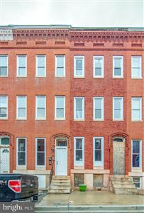 Photo of 744 DOLPHIN ST, BALTIMORE, MD 21217 (MLS # MDBA441486)