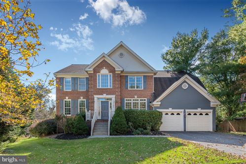 Photo of 12104 DAMSON DR, NORTH POTOMAC, MD 20878 (MLS # MDMC729486)