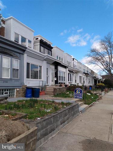 Photo of 5728 N MARSHALL ST, PHILADELPHIA, PA 19120 (MLS # PAPH1006488)