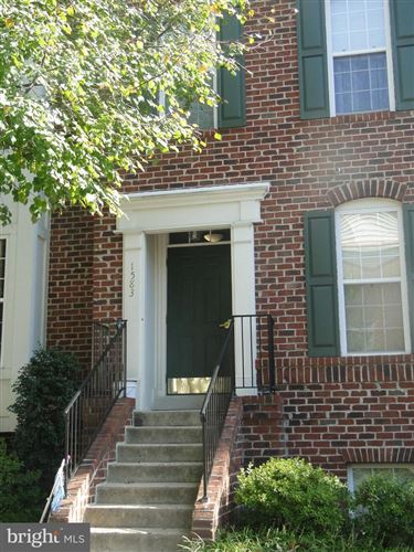 Photo of 1583 NORTHERN NECK DR #101, VIENNA, VA 22182 (MLS # VAFX1121488)