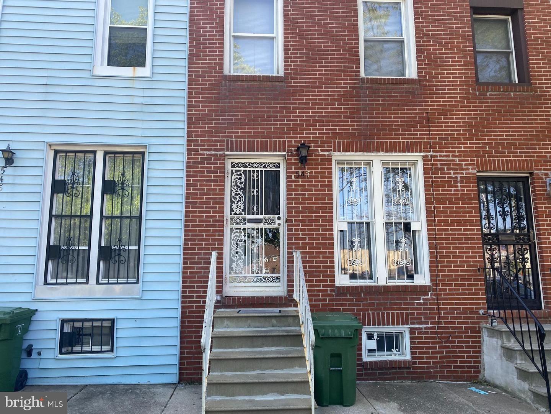 547 MOSHER ST, Baltimore, MD 21217 - MLS#: MDBA551488