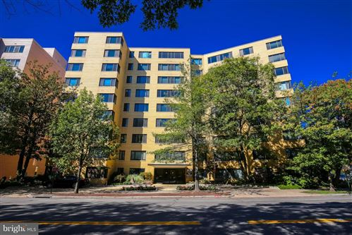Photo of 5410 CONNECTICUT AVE NW #519, WASHINGTON, DC 20015 (MLS # DCDC509490)