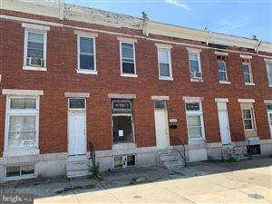 Photo of 2661 WILKENS AVE, BALTIMORE, MD 21223 (MLS # MDBA477490)