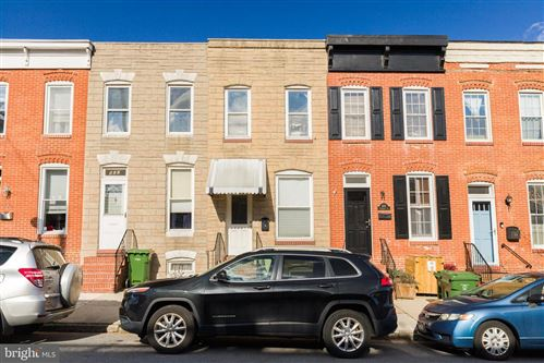 Photo of 504 E CLEMENT ST, BALTIMORE, MD 21230 (MLS # MDBA537490)