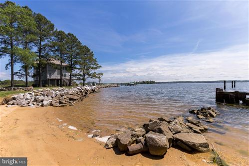Photo of 8630 PATUXENT AVE, BROOMES ISLAND, MD 20615 (MLS # MDCA176490)
