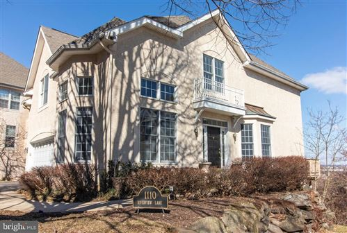 Photo of 1110 RIVERVIEW LN, CONSHOHOCKEN, PA 19428 (MLS # PAMC606490)