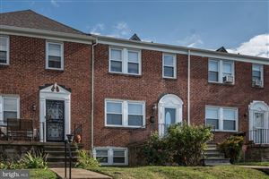 Photo of 1553 NORTHWICK RD, BALTIMORE, MD 21218 (MLS # MDBA477492)