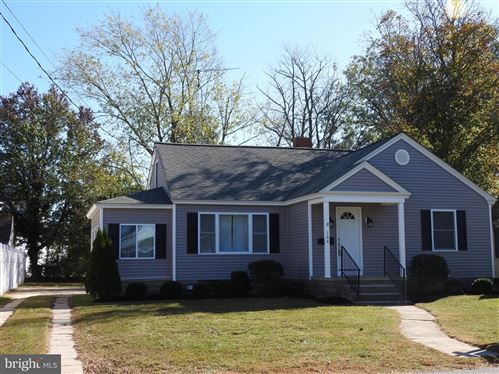 Photo of 104 DORCHESTER AVE, CAMBRIDGE, MD 21613 (MLS # MDDO124492)