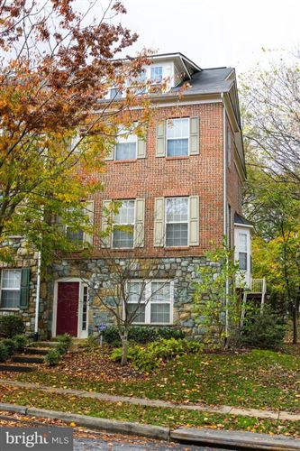 Photo of 9834 DARCY FOREST DR, SILVER SPRING, MD 20910 (MLS # MDMC733492)