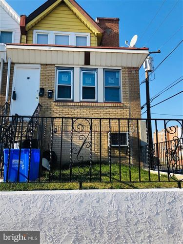 Photo of 7166 MARSDEN ST, PHILADELPHIA, PA 19135 (MLS # PAPH874492)