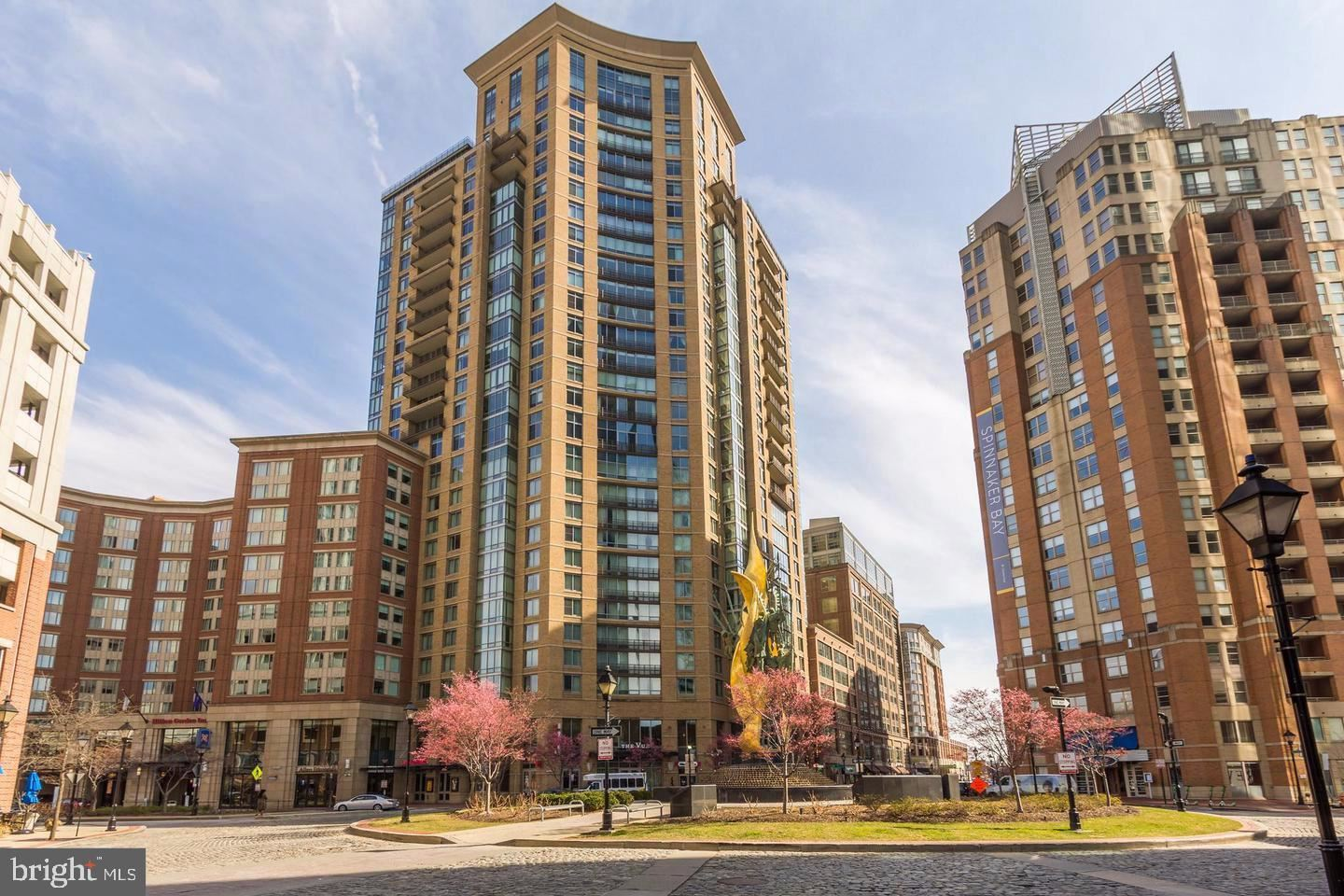 Photo for 675 PRESIDENT ST #2003, BALTIMORE, MD 21202 (MLS # MDBA464494)