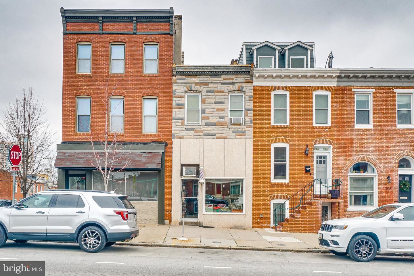 702 E FORT AVE, Baltimore, MD 21230 - MLS#: MDBA543494