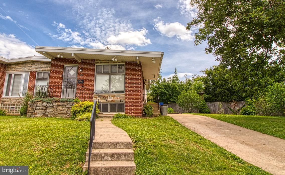 Photo for 2446 FOREST GREEN RD, BALTIMORE, MD 21209 (MLS # MDBC498496)