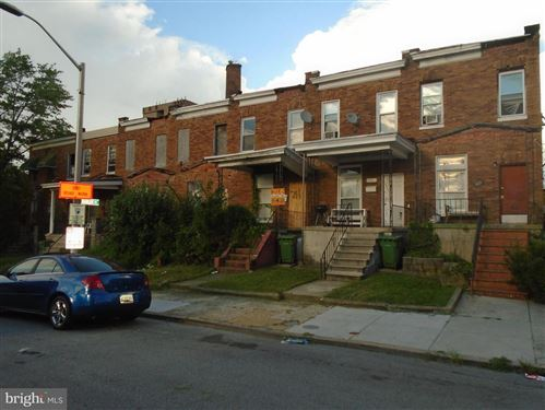 Photo of 711 LONGWOOD ST, BALTIMORE, MD 21216 (MLS # 1002236498)