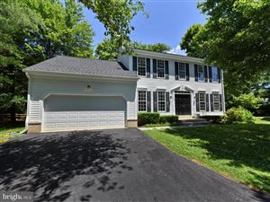 Photo of 110 PIPE MEADOW WAY, FREDERICK, MD 21702 (MLS # MDFR248498)