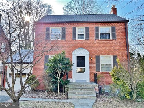 Photo of 7210 EXETER RD, BETHESDA, MD 20814 (MLS # MDMC745498)