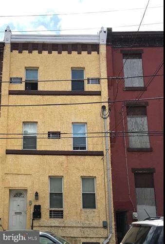 Photo of 1424 W YORK ST, PHILADELPHIA, PA 19132 (MLS # PAPH897498)