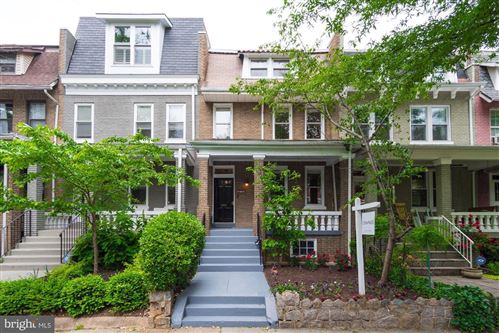 Photo of 1323 TAYLOR ST NW, WASHINGTON, DC 20011 (MLS # DCDC467500)