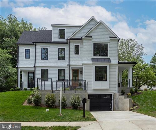 Photo of 3602 TAYLOR ST, CHEVY CHASE, MD 20815 (MLS # MDMC722500)