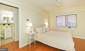Tiny photo for 5315 CONNECTICUT AVE NW #203, WASHINGTON, DC 20015 (MLS # DCDC431502)