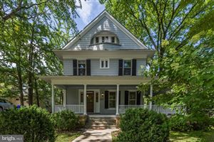 Photo of 4521 DRUMMOND AVE, CHEVY CHASE, MD 20815 (MLS # MDMC666502)