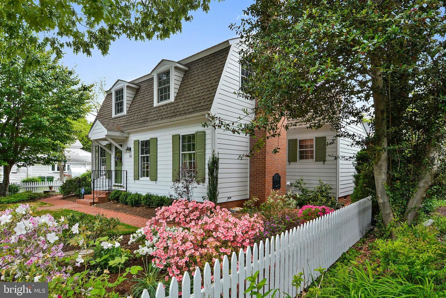 Photo of 105 TRED AVON AVE, OXFORD, MD 21654 (MLS # MDTA138502)