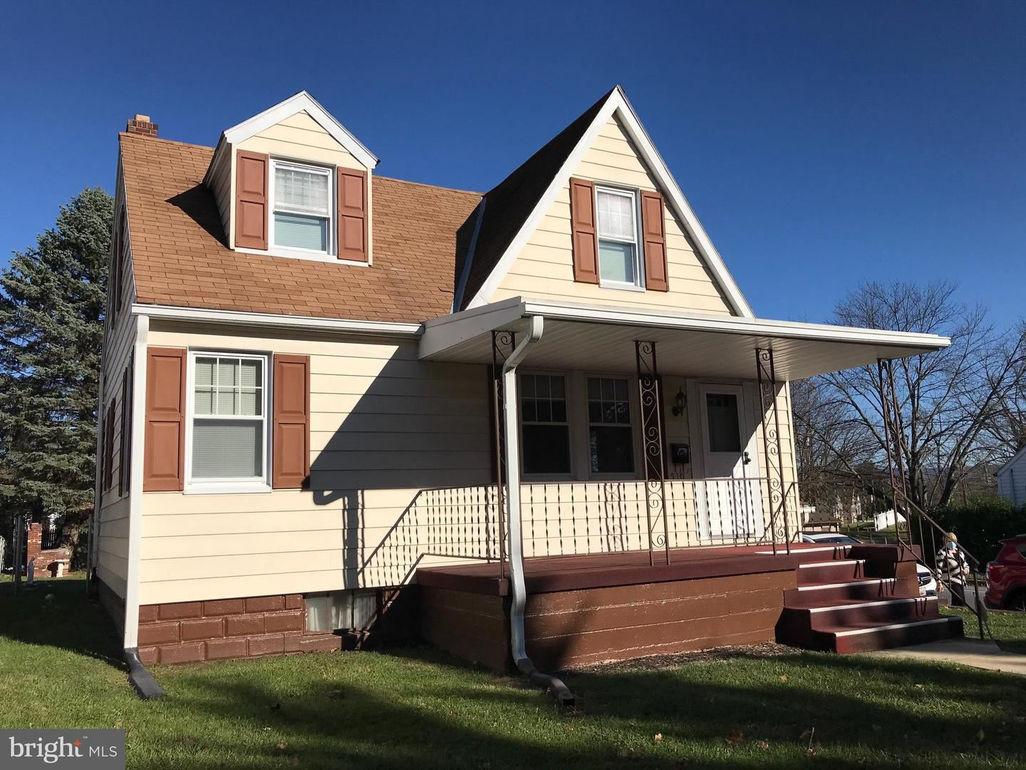 Photo of 510 S CANNON AVE, HAGERSTOWN, MD 21740 (MLS # MDWA176502)