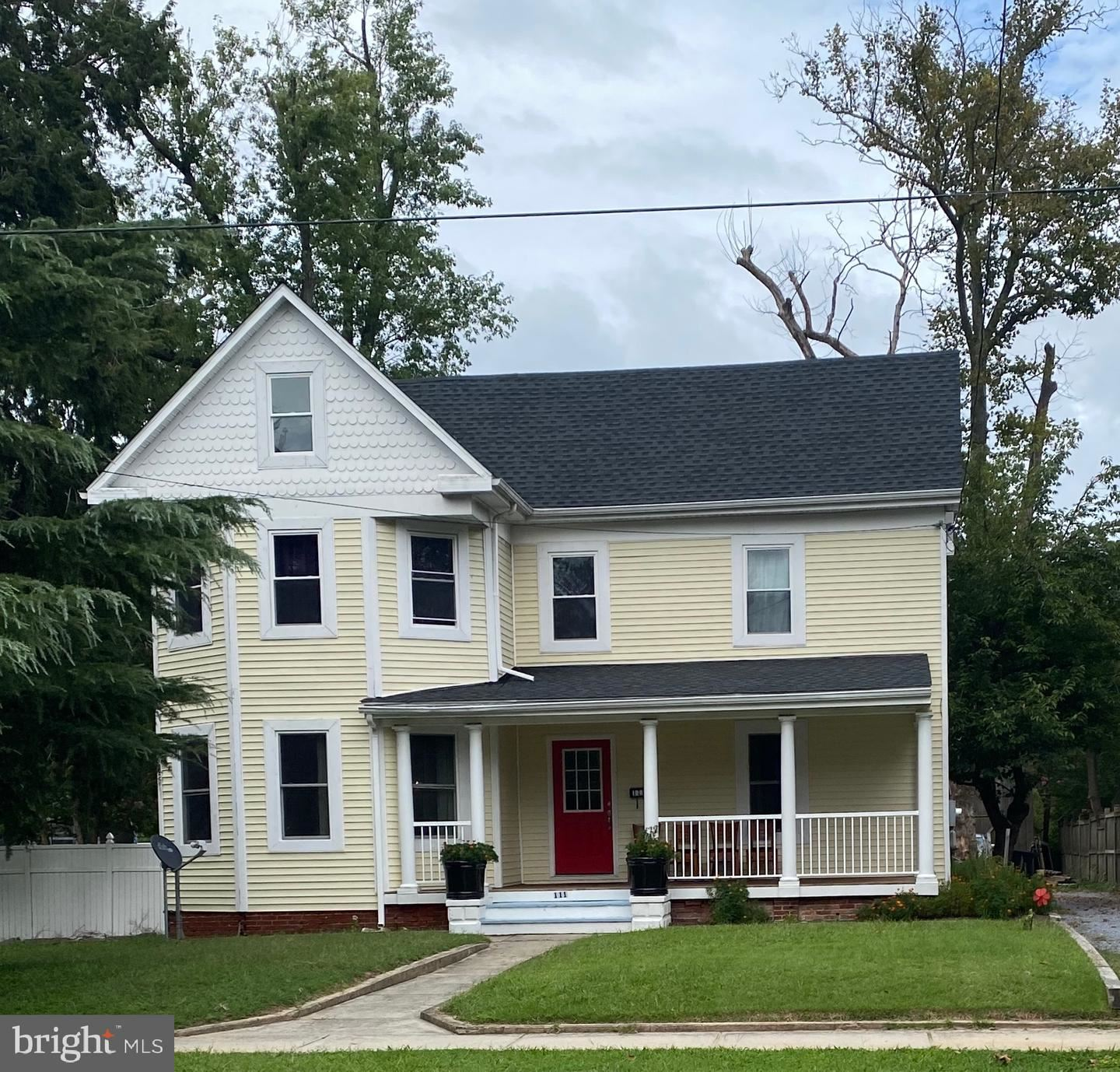 Photo for 111 S 5TH AVE, DENTON, MD 21629 (MLS # MDCM124504)