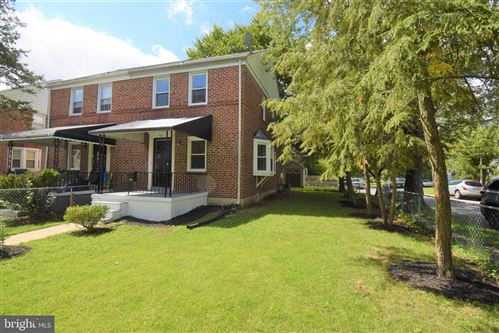 Photo of 4810 CROWSON AVE, BALTIMORE, MD 21212 (MLS # MDBA526506)