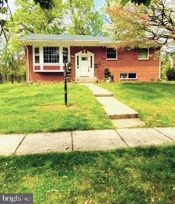 Photo of 629 NORTHWOOD TER, SILVER SPRING, MD 20902 (MLS # MDMC686506)