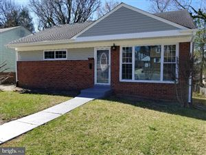 Photo of 6211 ADDISON RD, CAPITOL HEIGHTS, MD 20743 (MLS # MDPG541506)