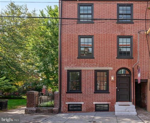 Photo for 224 CATHARINE ST, PHILADELPHIA, PA 19147 (MLS # PAPH832506)
