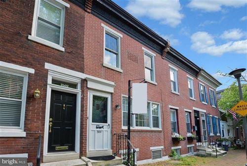 Photo of 2604 NAUDAIN ST, PHILADELPHIA, PA 19146 (MLS # PAPH887506)