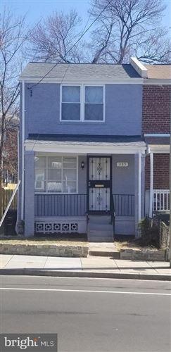 Photo of 335 63RD ST NE, WASHINGTON, DC 20019 (MLS # DCDC459508)
