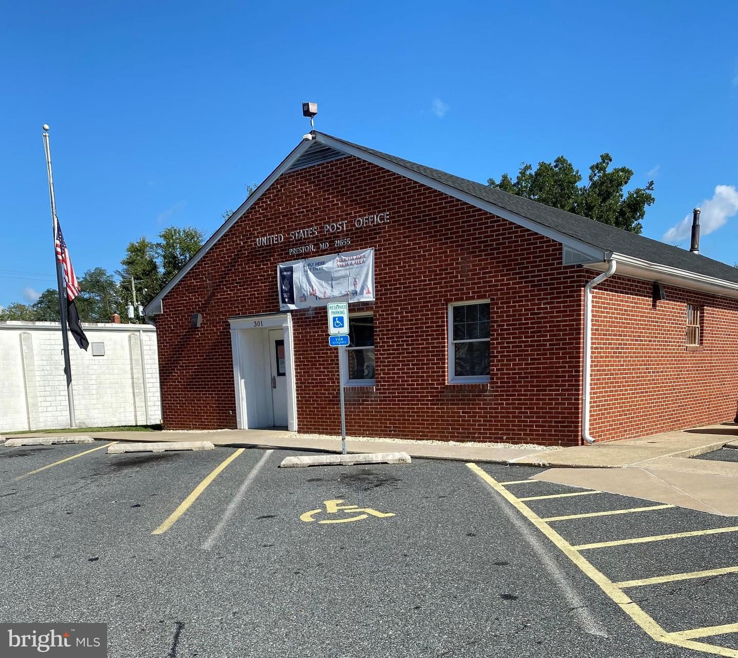 Photo for 301 MAIN ST, PRESTON, MD 21655 (MLS # MDCM124508)
