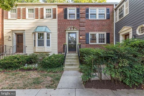 Photo of 6617 HILLANDALE RD #94, CHEVY CHASE, MD 20815 (MLS # MDMC691510)