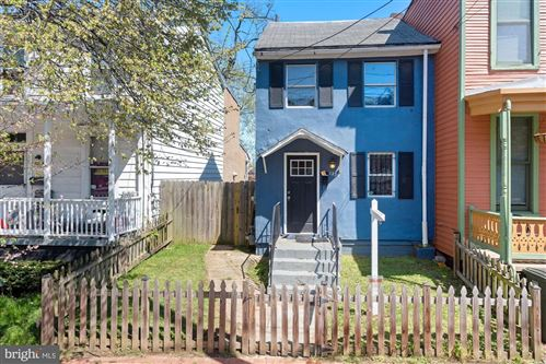 Photo of 1238 U ST SE, WASHINGTON, DC 20020 (MLS # DCDC100511)