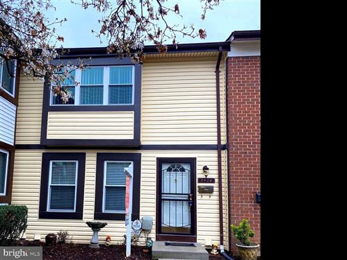 Photo of 2454 SUN VALLEY CIR #7-L, SILVER SPRING, MD 20906 (MLS # MDMC700512)