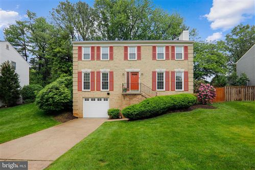 Photo of 17057 BRIARDALE RD, ROCKVILLE, MD 20855 (MLS # MDMC708512)