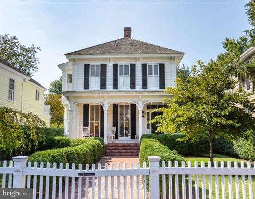 Photo of 220 S MORRIS ST, OXFORD, MD 21654 (MLS # MDTA136512)