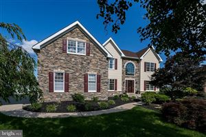 Photo of 1103 GOSHAWK CIR, EAGLEVILLE, PA 19403 (MLS # PAMC603512)